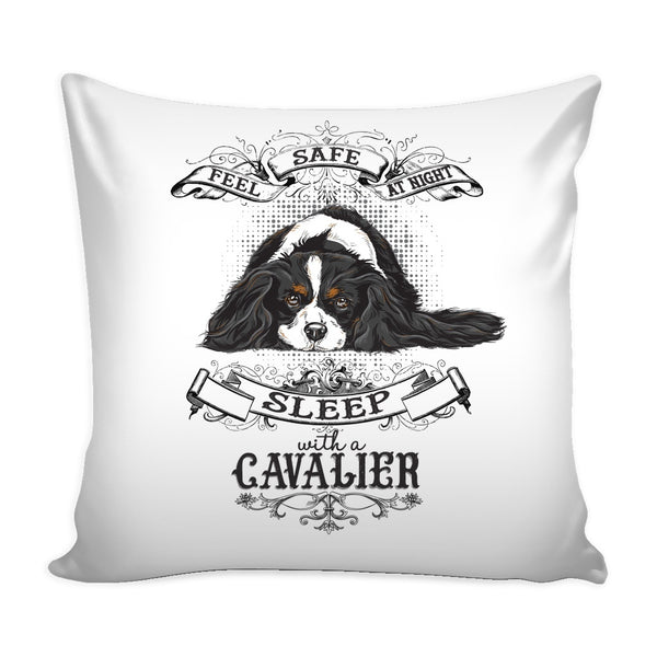 New! Cavalier King Charles Pillow Case COVER 16""