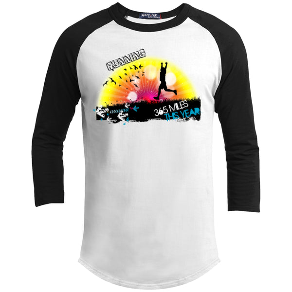 RUN 365 MILES - Sporty Tee Shirt