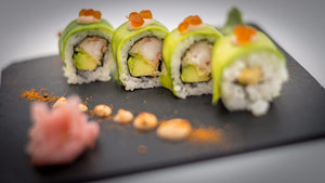 Sushi Dragon Roll - Specials