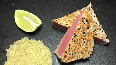 Red Tuna Steak
