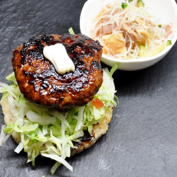 Teriyaki Beefburger