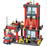 Fire Department Toys
