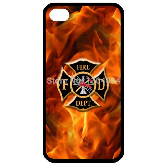 logo case for iphone 4 4s 5 5s 5c 6 plus for samsung galaxy s3 s4 s5 rh fire departmentstore com firefighter logo stl file inventor firefighter logistics