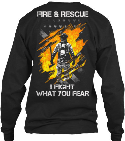 Fire & Rescue - I Fight What You Fear