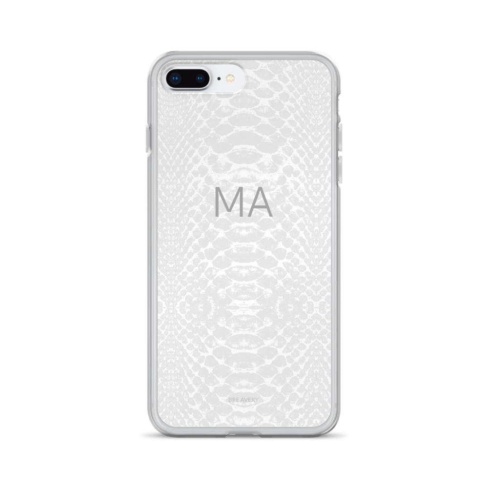 buy online f1209 e0b9a Layla Monogram iPhone 7 Plus/8 Plus Case