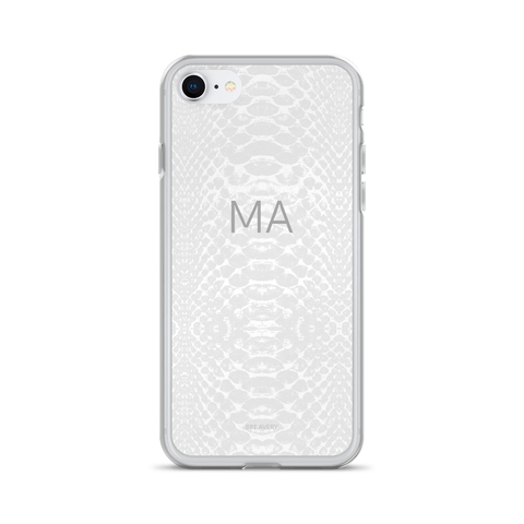 Stars Monogram iPhone 7/8 Case