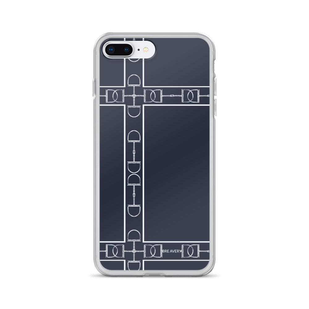 Mariana Navy iPhone 7 Plus/8 Plus Case