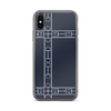 Mariana Navy iPhone X Case