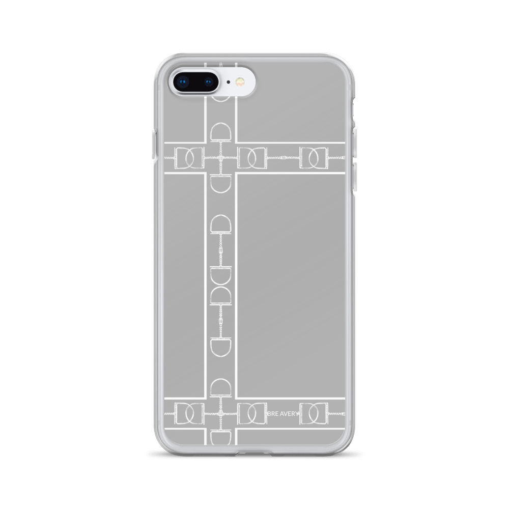 Mariana Silvered iPhone 7 Plus/8 Plus Case