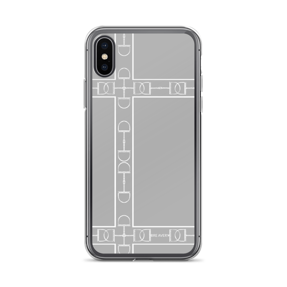 Mariana Silvered iPhone X Case
