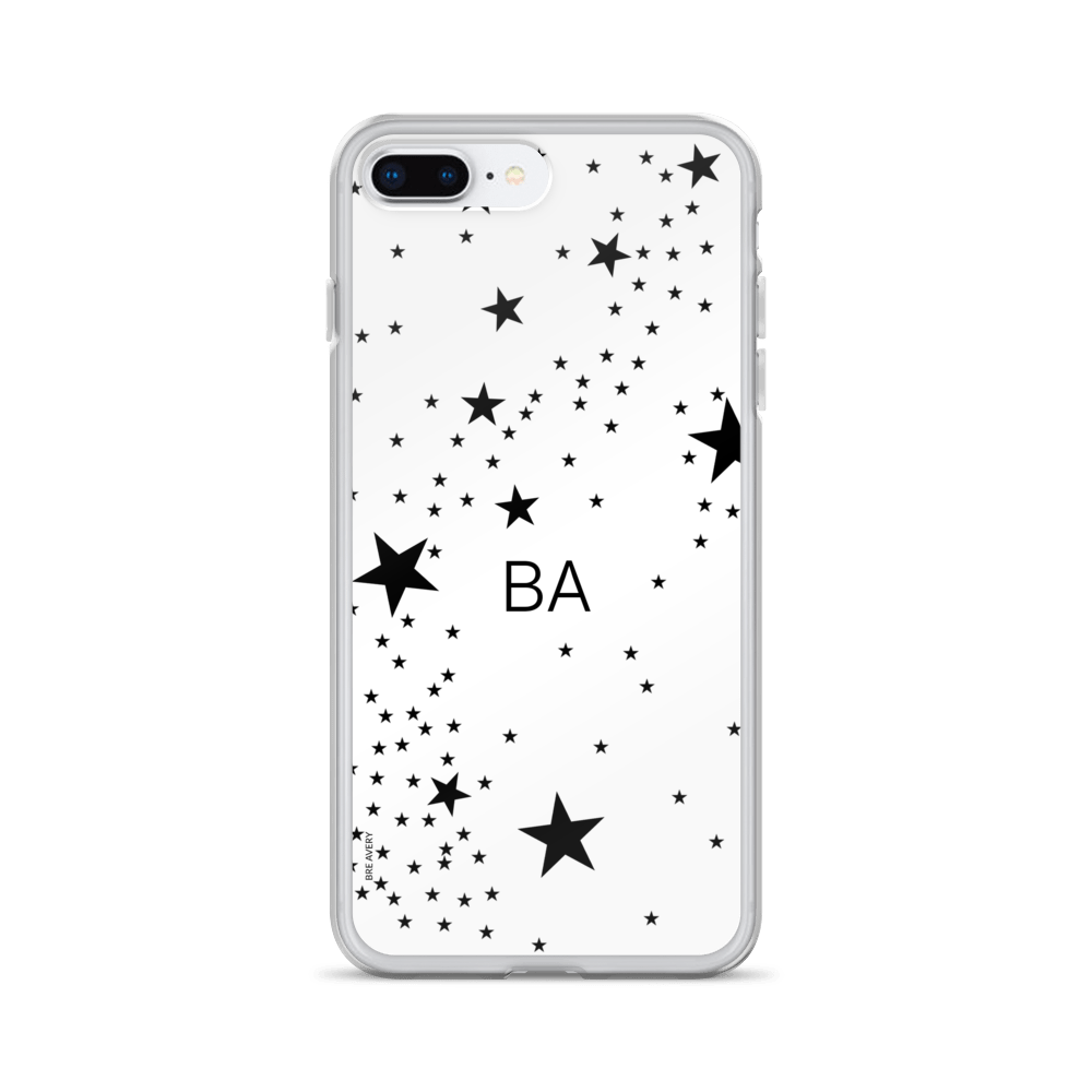 premium selection 8d782 4ad21 Stars Monogram iPhone 7 Plus/8 Plus Case