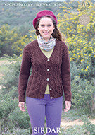Sirdar Country Style Double Knitting Pattern 7119