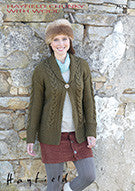 Hayfield by Sirdar Chunky with wool knitting pattern 7152
