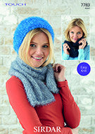 Sirdar Knitting Pattern 7783