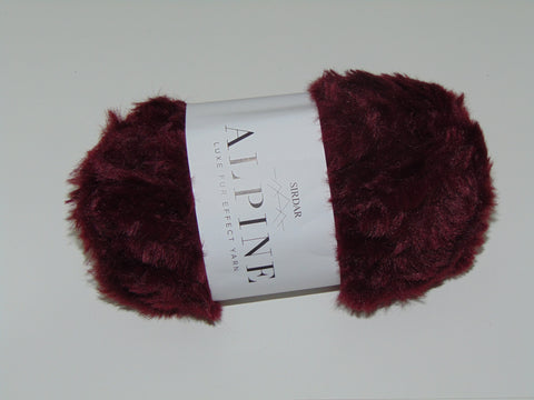 Sirdar Alpine Luxe Fur Effect Yarn