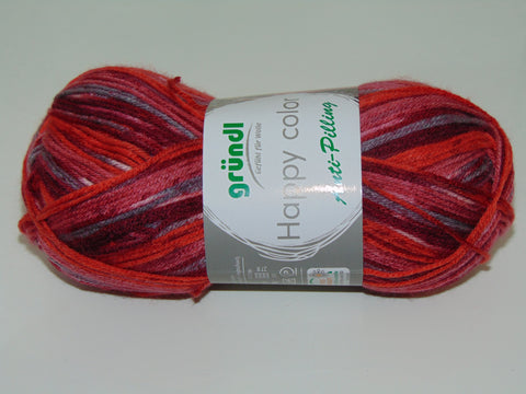 grundl Happy Color Anti-Pilling Double Knitting Yarn