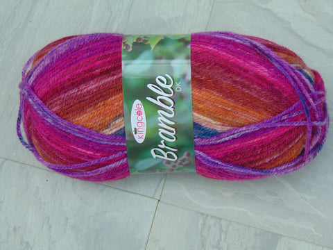 King Cole Bramble Double Knitting Yarn
