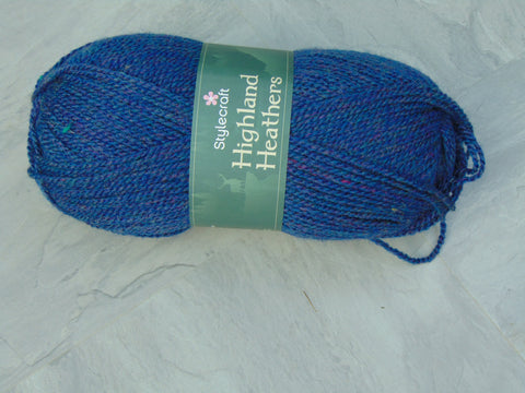 Stylecraft Highland Heathers Double Knitting Yarn