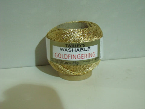 Twilley's Goldfingering 25g Ball