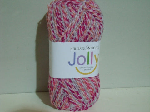 The New Sirdar Snuggly Jolly Range