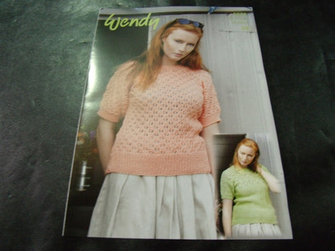 Wendy Double Knitting Pattern 5979