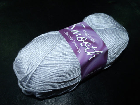 King Cole Smooth Double Knitting Yarn