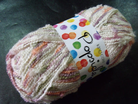 King Cole Popsicle Cotton Yarn