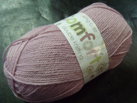 King Cole Baby Comfort Double Knitting Yarn