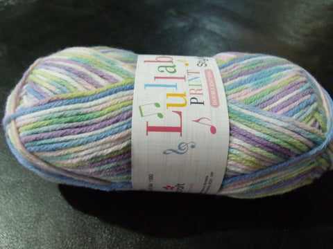 Stylecraft Lullaby Print Double Knitting Yarn