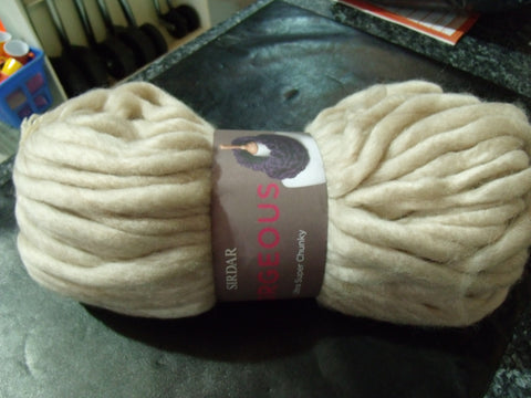 Sirdar Gorgeous Ultra Super Chunky Yarn