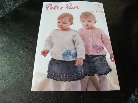 Peter Pan Crochet  Pattern P1292