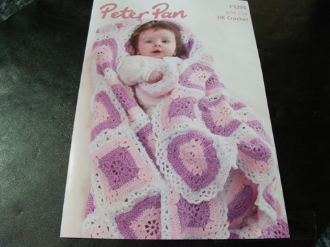 Peter Pan Crochet  Pattern P1293