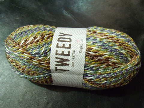 Stylecraft Tweedy Double Knitting Yarn
