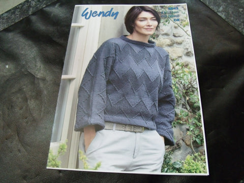 Wendy Double Knit Pattern 6043