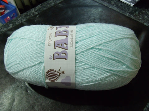 King Cole Baby Superball Double Knitting Yarn with a Twist