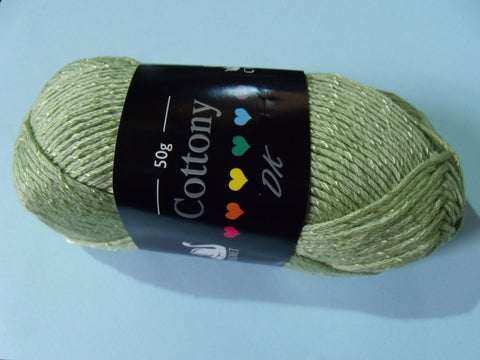 Cygnet Cottony Double Knitting Yarn
