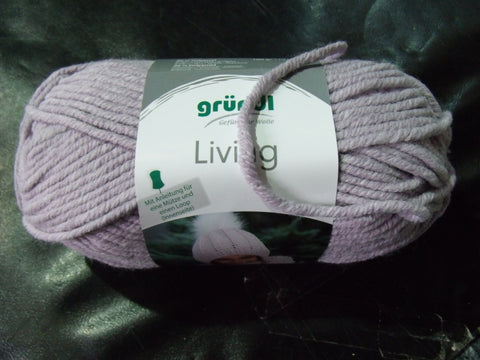 grundl Living Super Chunky Yarn with free pattern