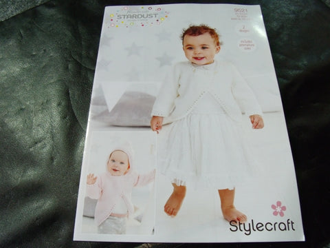 Stylecraft Wondersoft Double Knitting Pattern 9521 2 Designs