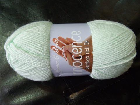 James C Brett Innocence Bamboo Rich Double Knitting Yarn