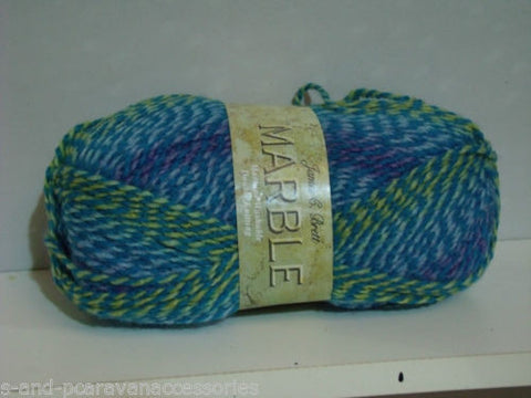 James C Brett Marble DK Knitting Wool - All Shades