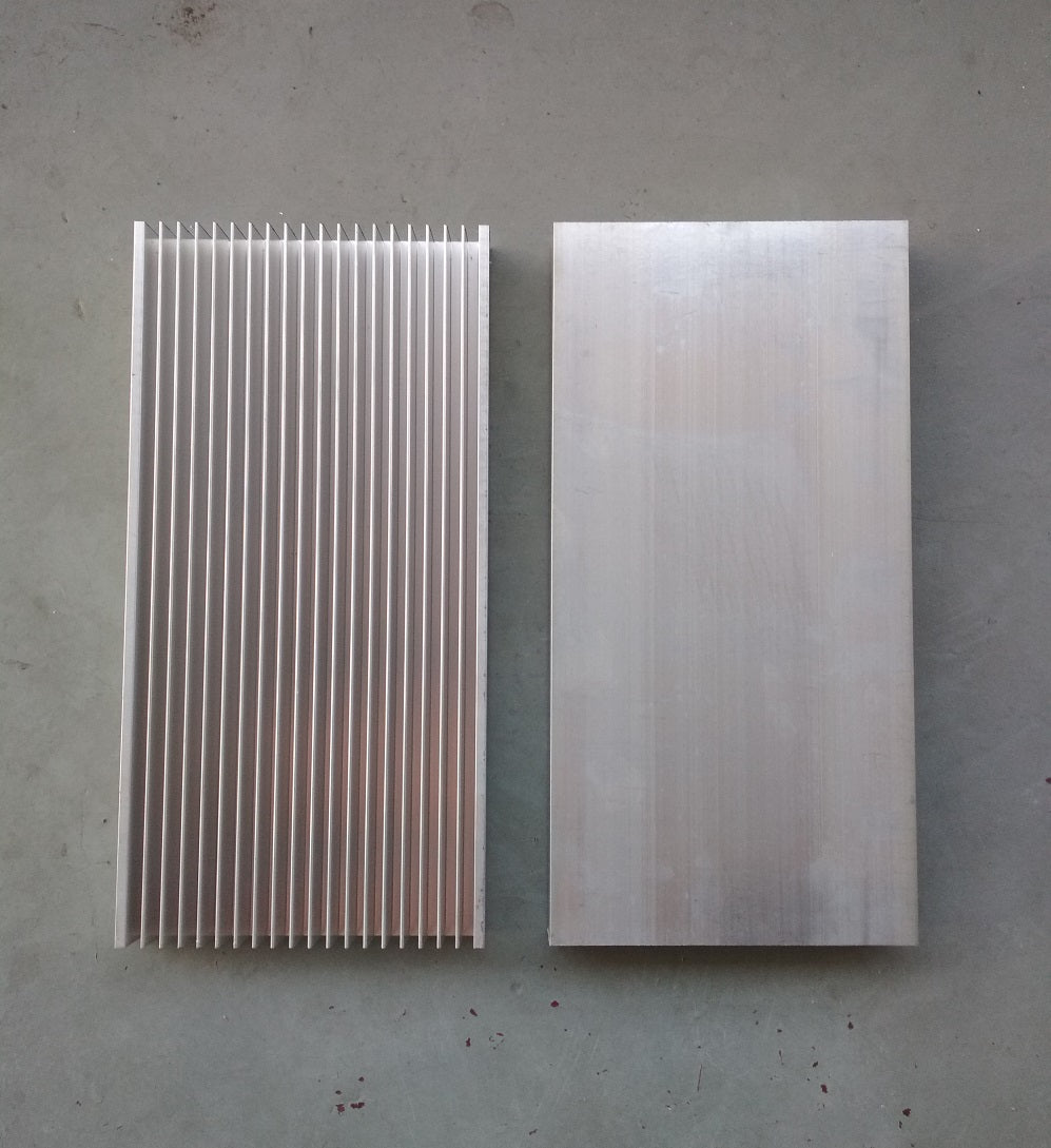 400x200x40mm Aluminium Heatsink