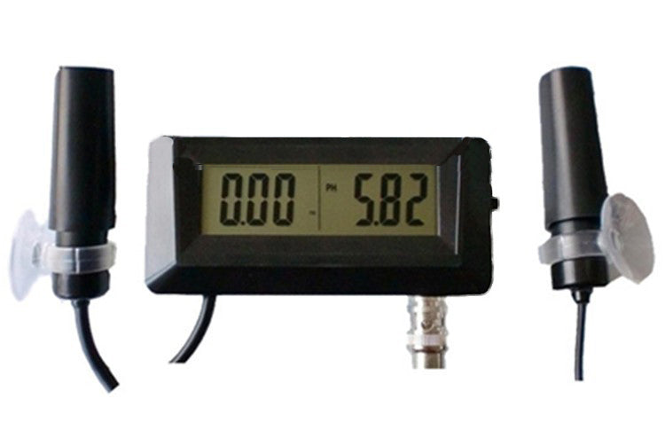 Continuous PH/EC Monitor