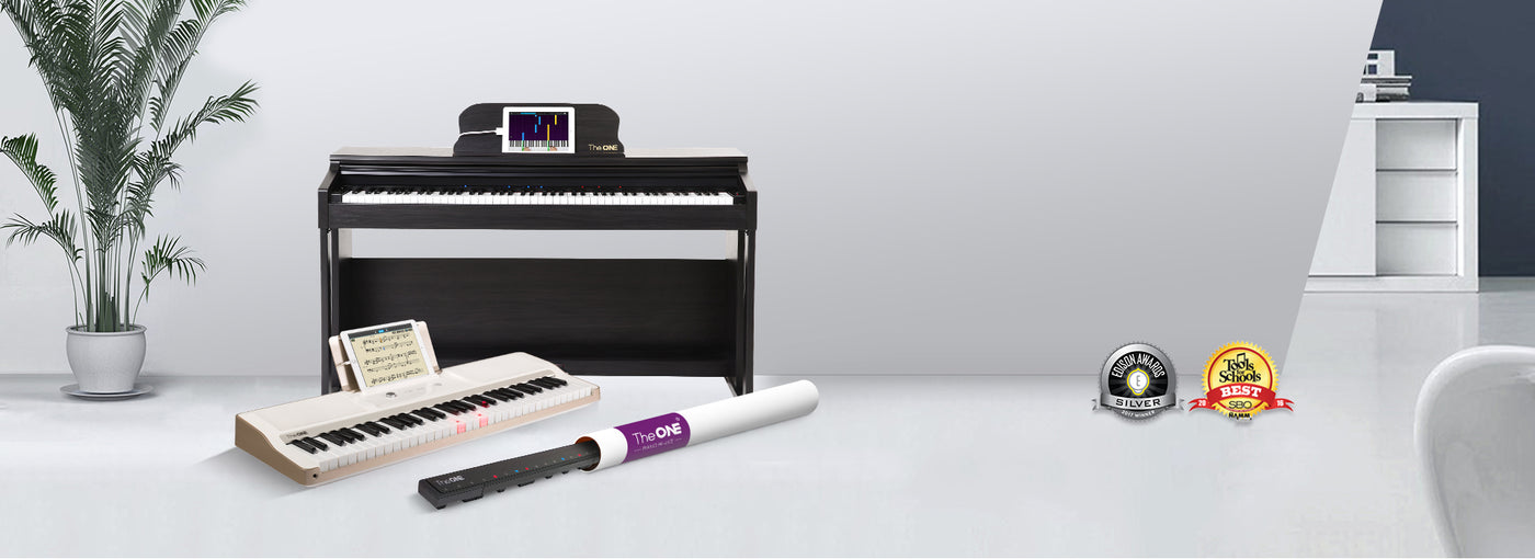 The One Smart Piano A Piano That Teaches You To Play