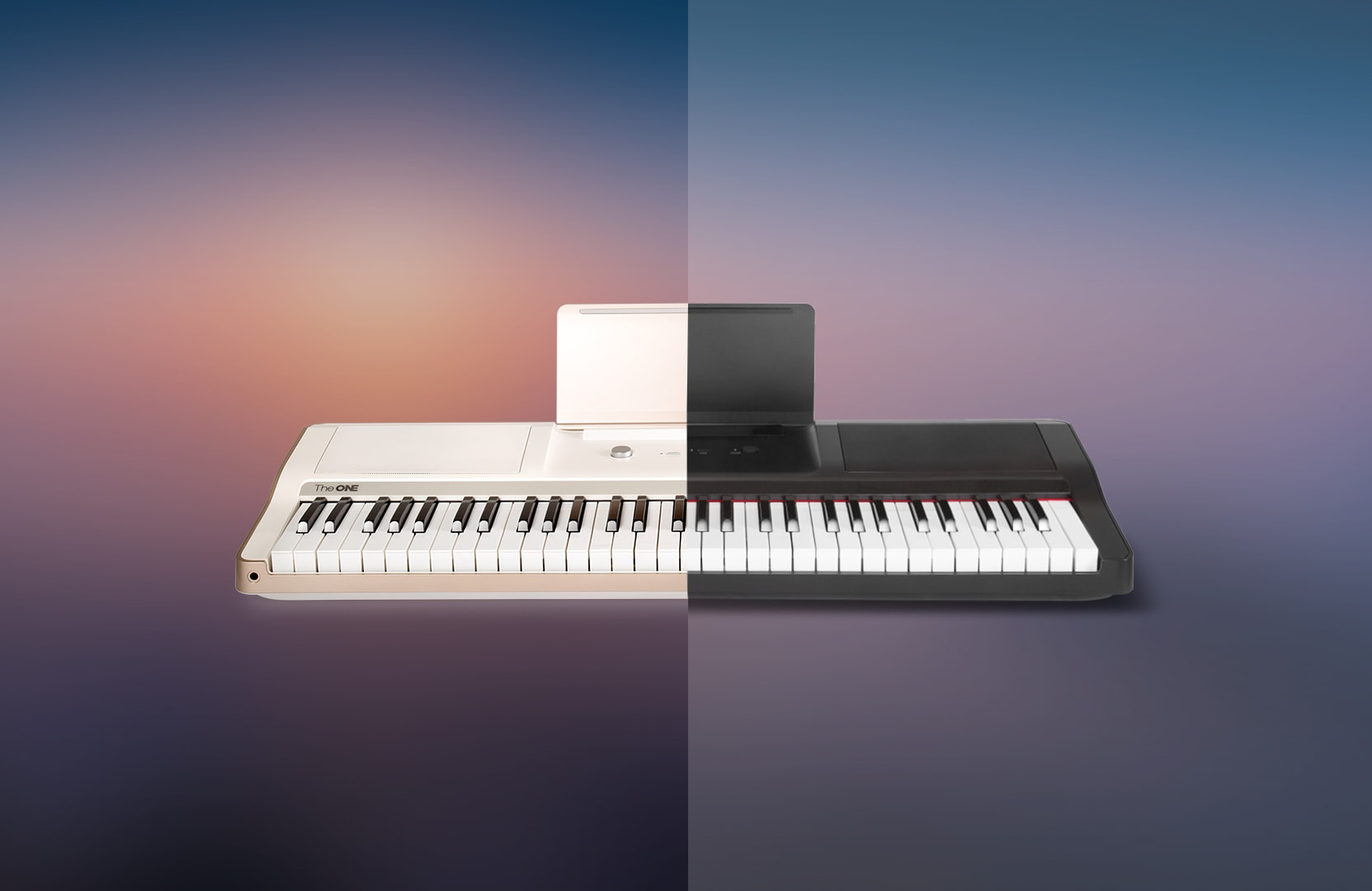 Light Keyboard The One Smart Piano
