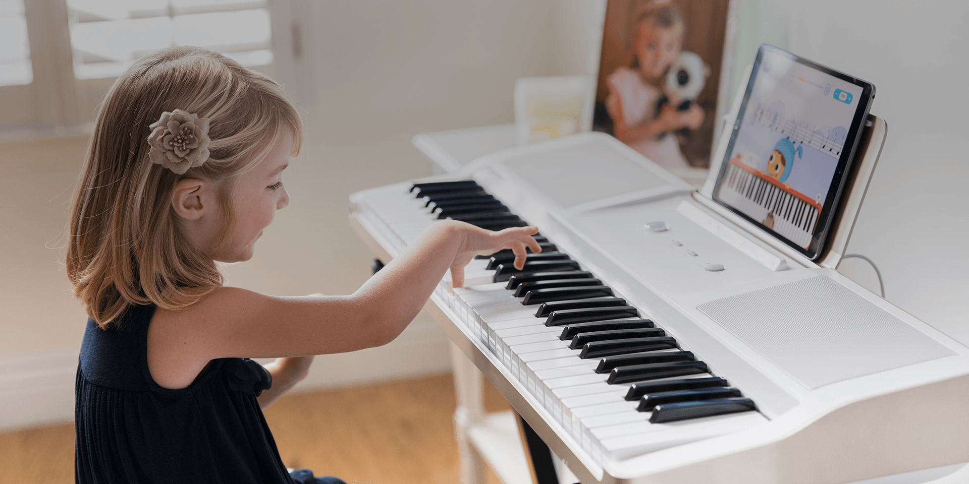 Light Keyboard – The ONE Smart Piano