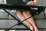 Keyboard Stand - A piano that teaches you to play.