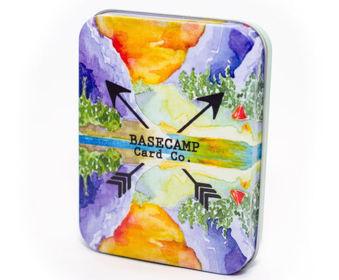 Wholesale Basecamp Cards (Minimum order of 12 decks)