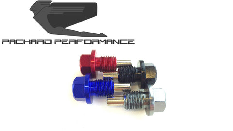 Billet Magnetic Oil Drain Plug