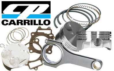 CP-Carrillo 9.5:1 Turbo Pistons for Yamaha YXZ 1000R