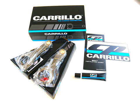 Polaris RZR XP Turbo Carrillo Rods